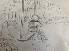 NARUTO描いてみたの画像(ナルトに関連した画像)