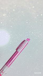 snowだと文房具が盛れるわよの画像(文房具に関連した画像)