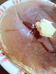 ホットケーキ(*´ω`*)の画像(プリ画像)