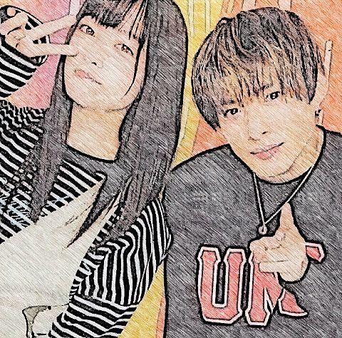 橋本環奈と平野紫耀の画像 プリ画像