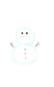 雪だるまの画像(雪だるまに関連した画像)