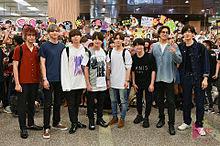 Hey! Say! JUMP台湾到着の画像(台湾に関連した画像)