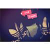 adidas双子コーデ プリ画像