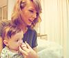 テイラー スウィフト Taylor Swift 赤ちゃん プリ画像