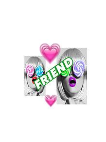 BEST FRIENDの画像(プリ画像)