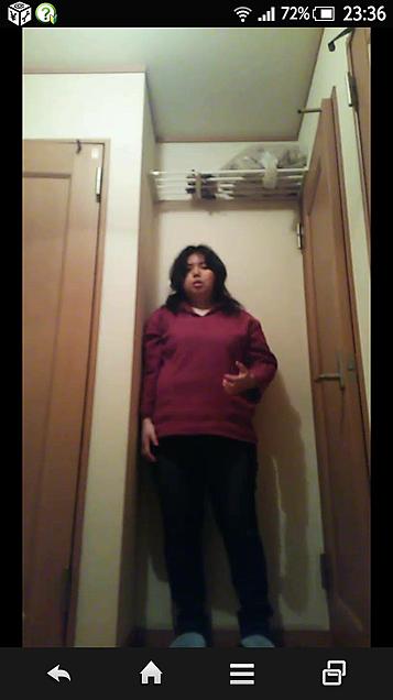 ダイエットスリッパを毎日はいたら足が長くなったの画像(プリ画像)