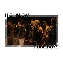 RUDE BOYSの画像(プリ画像)