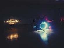 ライトアップ 〜部室にて〜の画像(軽音部に関連した画像)