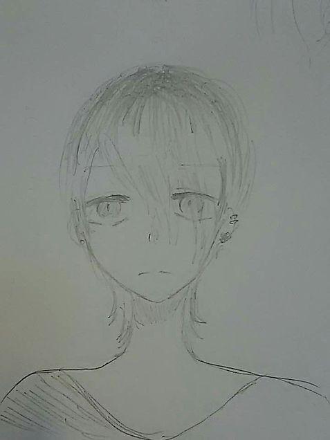 ヤンキーショタとオタクおねえさんの画像(プリ画像)