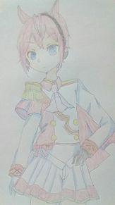 リドル君(ウマ娘衣装の画像(ウカイに関連した画像)