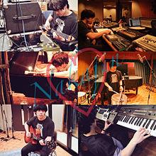 レコーディング中のNakajin プリ画像