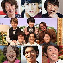関ジャニ∞さん グループ画像 6人verの画像(錦戸亮に関連した画像)