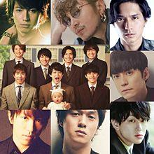 関ジャニ∞さん グループ画像 7人verの画像(錦戸亮に関連した画像)