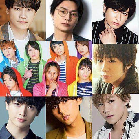 Kis-My-Ft2さん グループ画像の画像 プリ画像