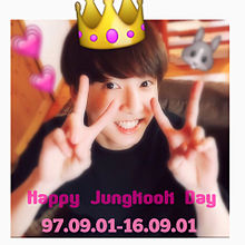 Happy JungkookDayの画像(プリ画像)