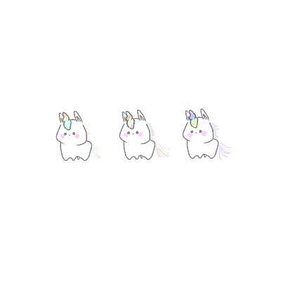 ユニコーン♡の画像(プリ画像)