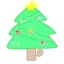 クリスマスの画像(クリスマス おしゃれ イラストに関連した画像)