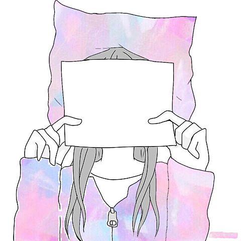 フード 女の子の画像(プリ画像)