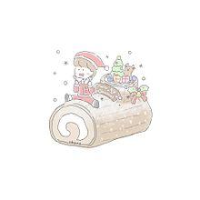 クリスマスケーキ プリ画像