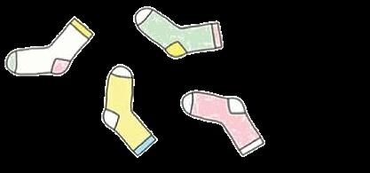 靴下 背景透過の画像 プリ画像