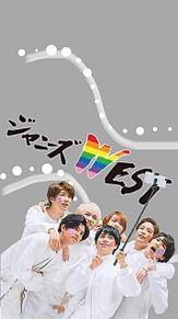 ジャニーズWEST ロック画の画像(中間淳太/桐山照史に関連した画像)