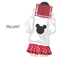 へいゆーすていうぃずみーペア画 保存は♡!!の画像(ミッキーミニーに関連した画像)