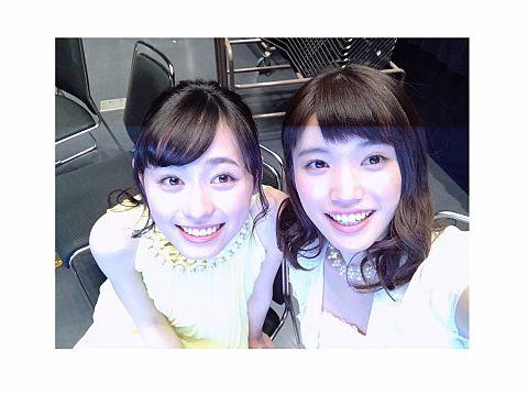 福原遥ちゃん&美山加恋ちゃんの画像(プリ画像)