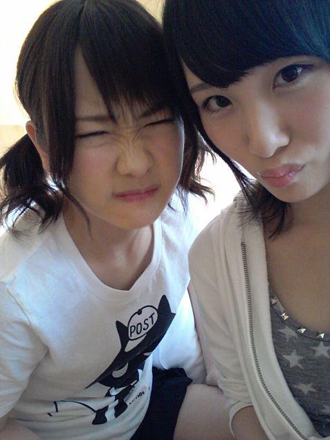 AKB48 川栄李奈 高橋朱里の画像 プリ画像