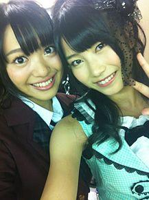 AKB48 北原里英 横山由依 プリ画像