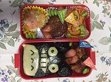お弁当 トトロの画像(プリ画像)