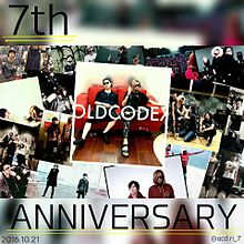 OLDCODEX 7th anniversary★