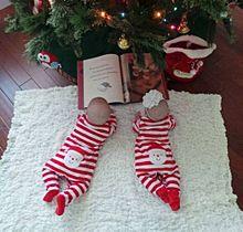 クリスマスの画像(兄弟 外国人に関連した画像)