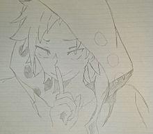 【初投稿】カノ描いてみたの画像(カゲロウプロジェクトに関連した画像)