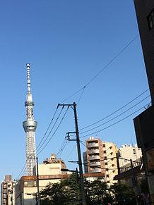 東京スカイツリーの画像(プリ画像)