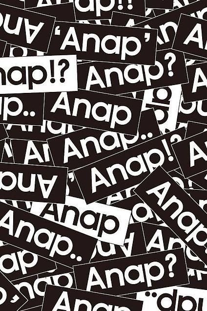 ANAP 壁紙の画像(プリ画像)
