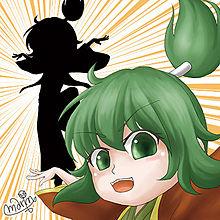 GUMI侍@荒ぶる鷹のポーズの画像(プリ画像)