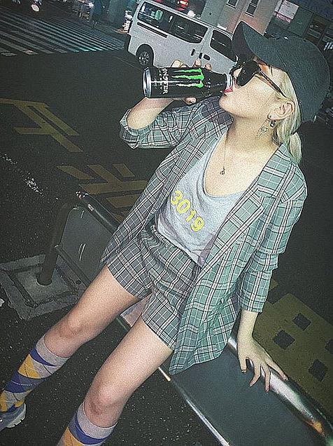 モンスター飲んでみたい(´,,•﹃•,,`)の画像 プリ画像