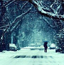 雪 プリ画像