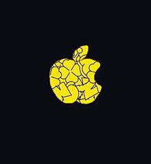 Apple 公式パーカーの画像(プリ画像)