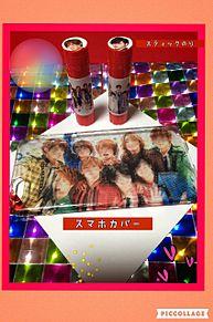 ☆HSJ スマホカバー のり☆の画像(プリ画像)