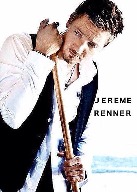 ジェレミー・レナーの画像(プリ画像)