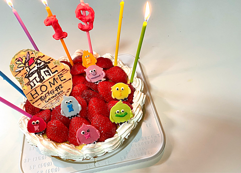 キスマイケーキの画像 プリ画像