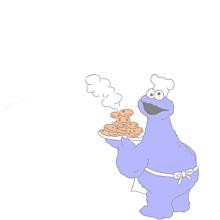 クッキーモンスターの画像(プリ画像)
