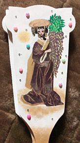 羽子板作ってみた。の画像(羽子板に関連した画像)