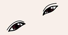歌い手さん達の目元だけを描きました!の画像(天月に関連した画像)
