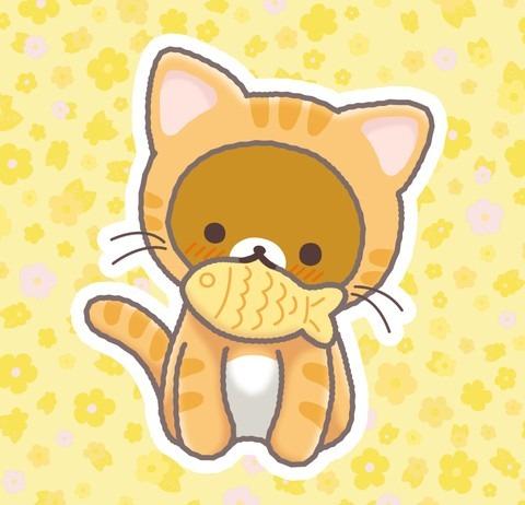 猫リラックマ(≧∇≦)の画像 プリ画像