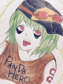 パンダヒーロー!の画像(プリ画像)