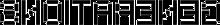 GENERATIONS タトゥーシール用 反転ロゴ 背景透過の画像(プリ画像)