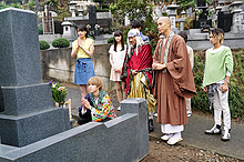 仮面ライダーゴースト最終話「未来!繋がる想い!」の画像(#勧修寺玲旺に関連した画像)