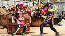 仮面ライダーエグゼイド第5話「全員集結、激突Crash!」の画像(プリ画像)